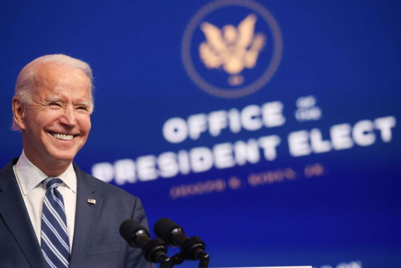 Ngoại trưởng Mỹ tin ông Trump thắng, ông Biden: 'Không gì cản nổi cuộc chuyển giao quyền lực'