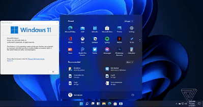 Tampian Baru Windows 11