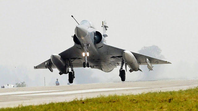 Mirage 2000H - Indian Air Force - IAF - 001