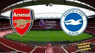 Арсенал - Брайтон смотреть онлайн бесплатно 05 декабря 2019 прямая трансляция в 23:15 МСК.
