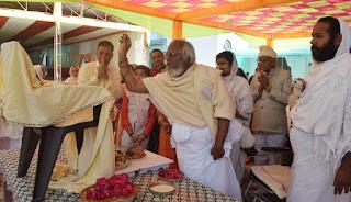 श्री मोहनखेड़ा महातीर्थ में आचार्य श्री यतीन्द्रसूरीष्वरजी म.सा. की 60 वीं पूण्यतिथि मनायी गयी