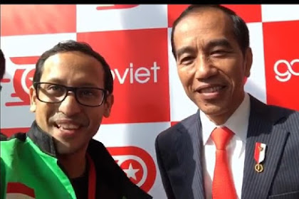 Jokowi Restui Nadiem Makarim Hapus Ujian Nasional