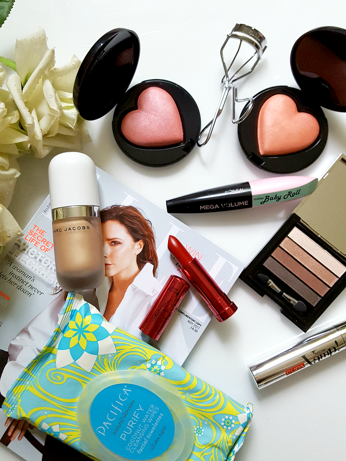 New in Makeup: Spring Edition Marc Jacobs, L´Oréal, Mary Kay, Pupa Milano, Ere Perez, Pacifica & 100% Pure