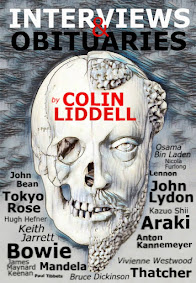 Colin Liddell's PHENOMENAL first book