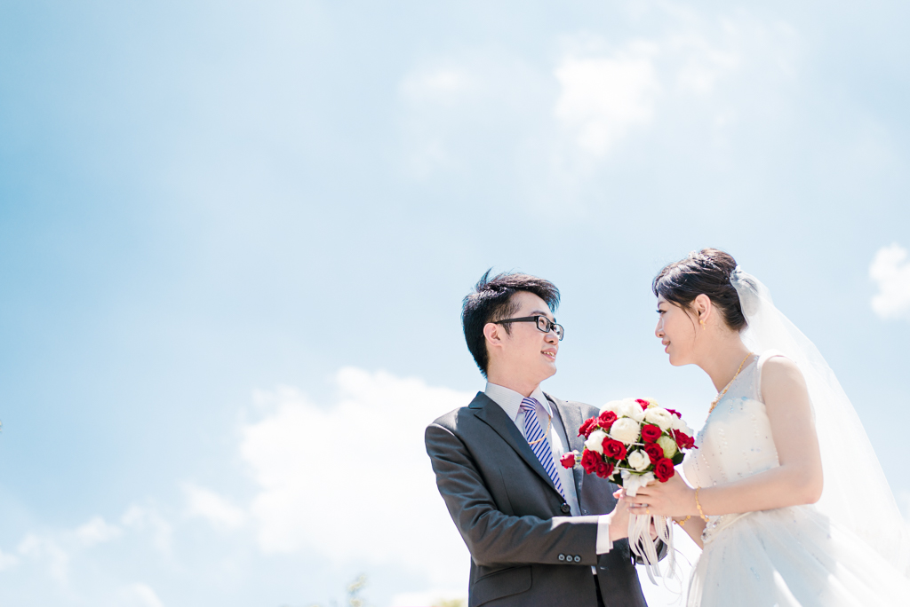 HUANG & HSU │ Wedding【雲林】