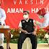 Wakili Pemprov Penyuntikan Vaksin COVID-19 Perdana di Kepri, Arif: Tidak ada Rasa Sakit