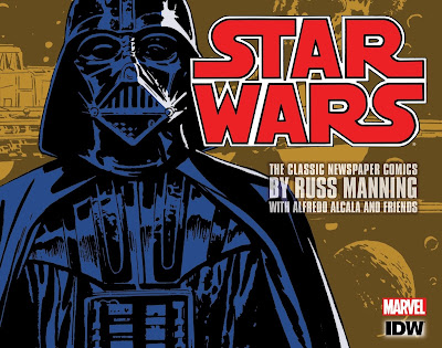 The Sunday Funnies - Star Wars Volume One!