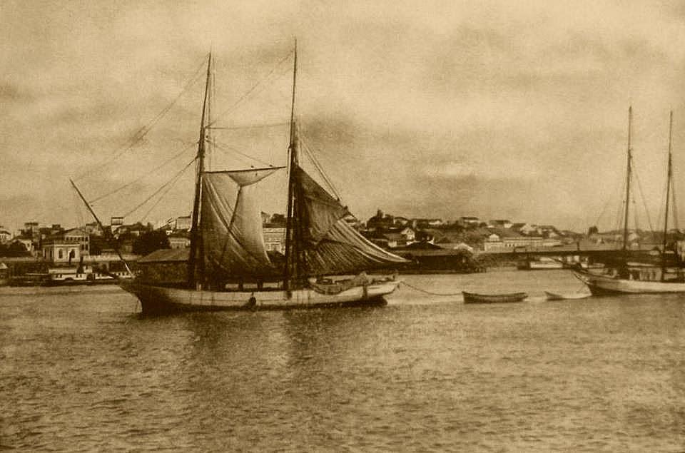 Cais do Porto de Porto Alegre, século XIX