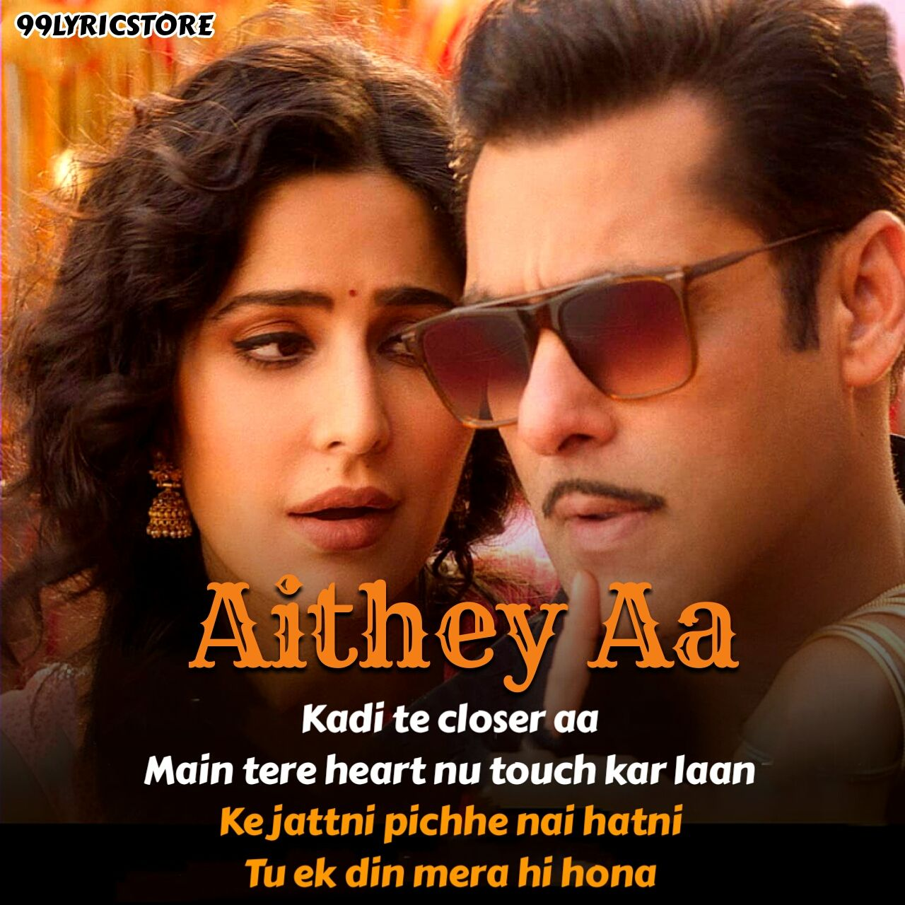 Aithey Aa Punjabi Song Lyrics From Movie Bharat