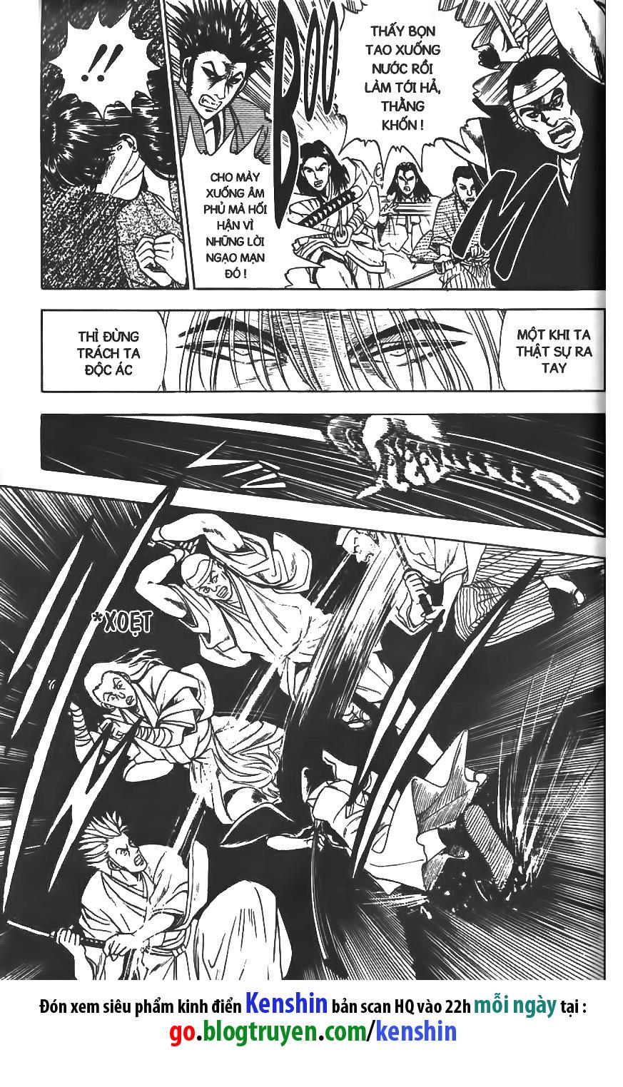 Rurouni Kenshin chap 6.5 trang 20