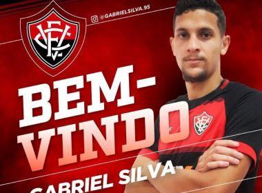 zagueiro Gabriel Silva