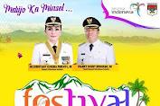 Bupati Tetty Paruntu Sukseskan Festival Teluk Amurang