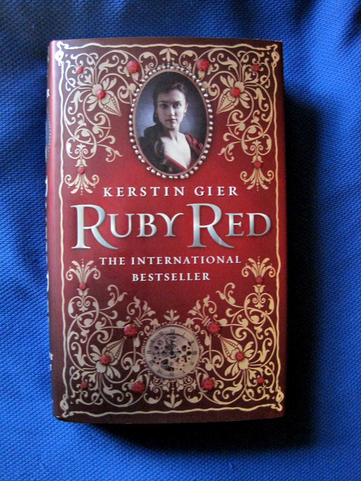 Ruby Red Book