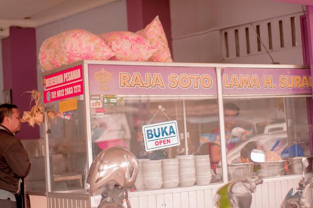 Raja Soto Lama H. Suradi, Soto Sokaraja Terenak di Purwokerto, Rekomendasi soto sokaraja di purwokerto, soto sokaraja paling enak, soto sokaraja paling murah, soto sokaraja terenak