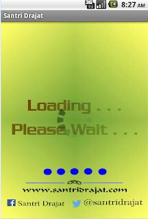 aplikasi android santri drajat