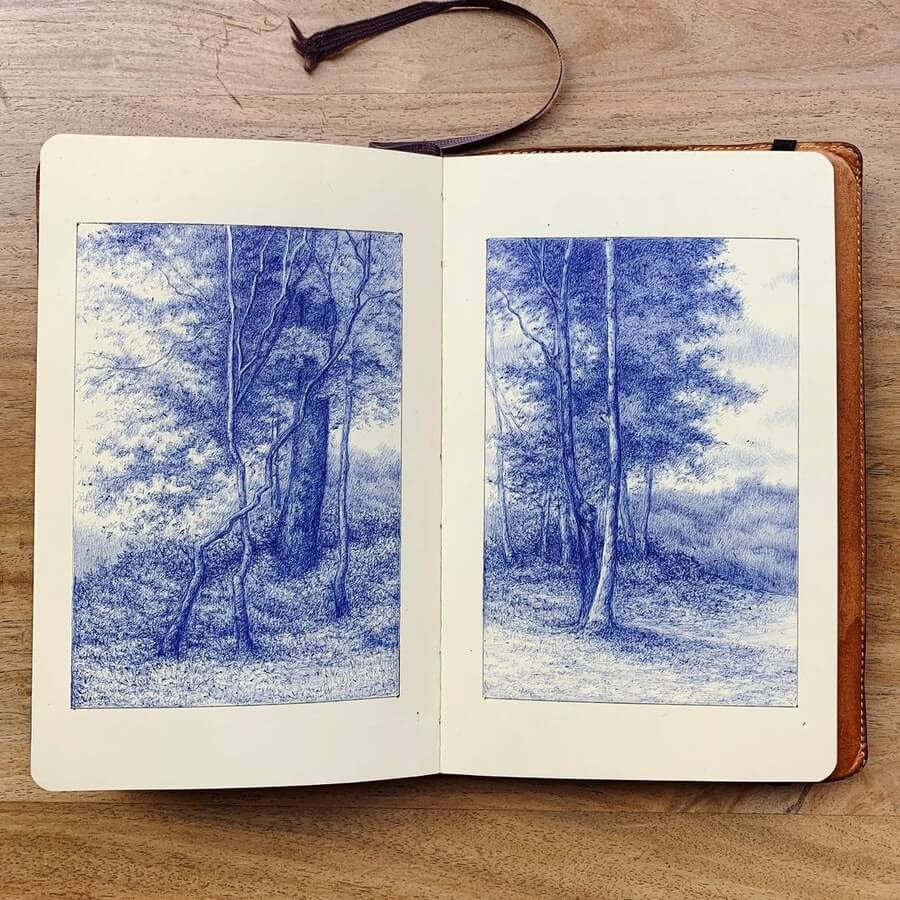01-Tree-and-Forest-Drawings-Luis-Colan-www-designstack-co