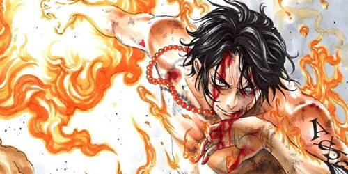 pengguna kekuatan api terkuat di anime
