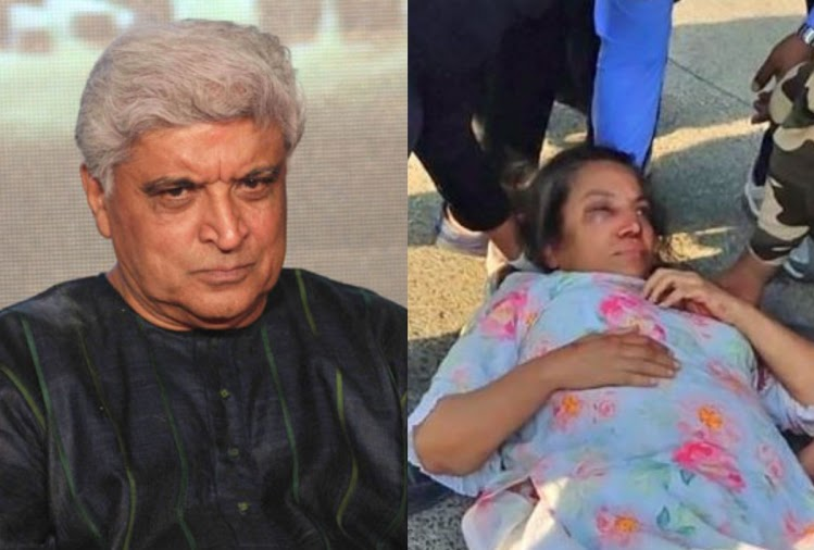 Shabana Azmi injured in road accident