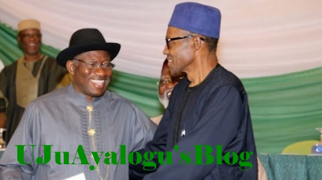 Why I Surrendered To Buhari In 2015 – Jonathan Reveals