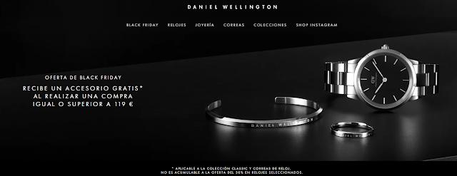 Daniel Wellington Black Friday 2020