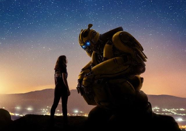 Bumblebee ganha cartaz internacional