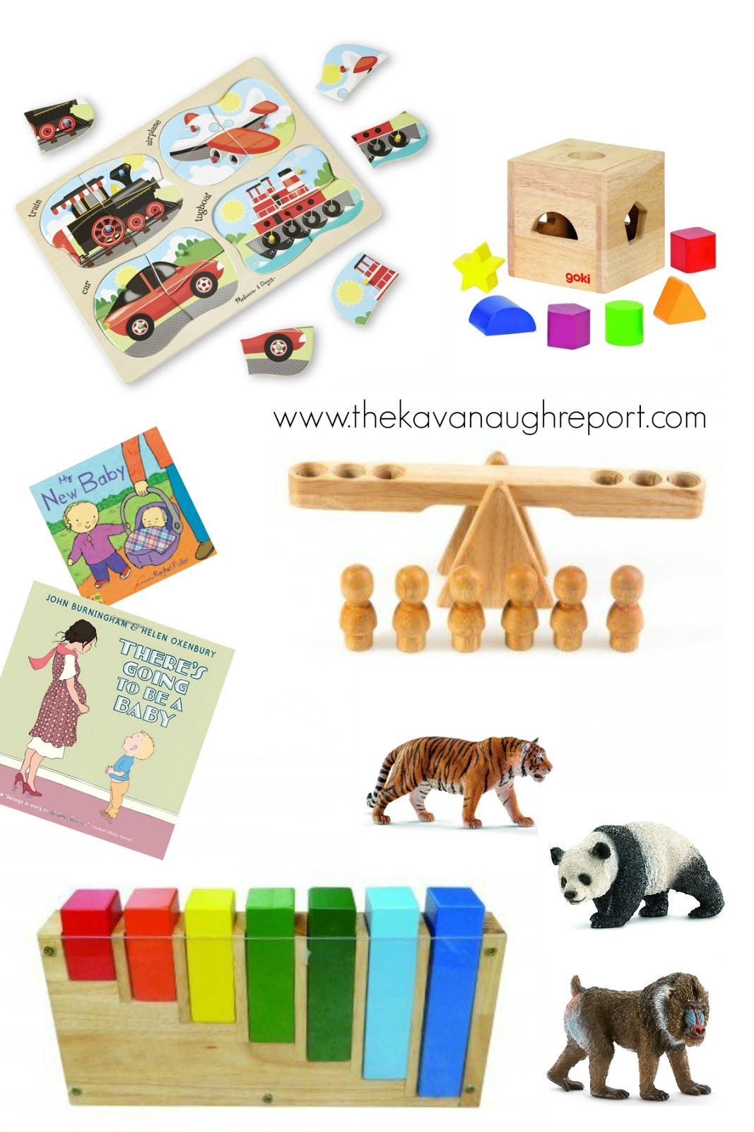 Classroom Ideas For One Year Olds ~ Year old birthday gifts