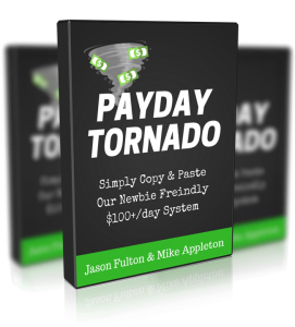 Download Payday Tornado Method 100$ Per Day