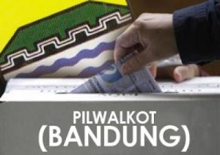 Pilwalkot Bandung 2018 Diikuti 4 Pasangan Calon