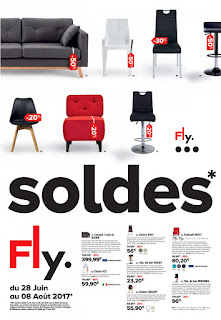 Catalogue Fly 28 Juin au 08 août 2017