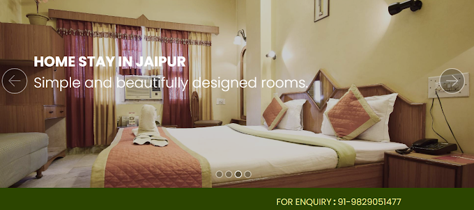 About Bani Park Hotel in जयपुर राजस्थान