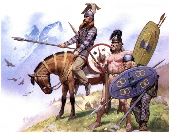 Ancient Celts and the Latin Invasion of Gaul - Official Website - BenjaminMadeira