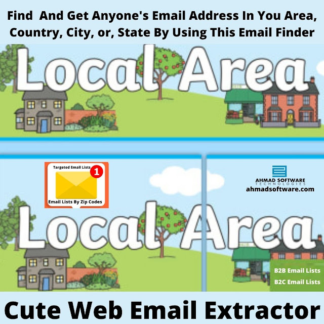 Find  And Get Anyone's Email Address In You Area, Country, City, or, State By Using This Email Finder