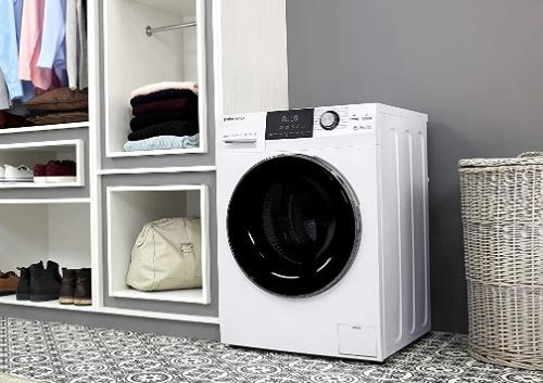 Grote wasmachine Haier (10 kg)