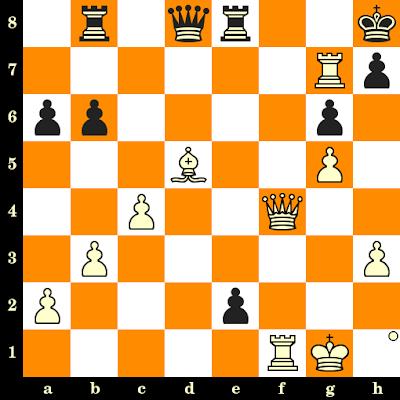 Les Blancs jouent et matent en 3 coups - Markus Ragger vs Georg Froewis, Internet, 2020