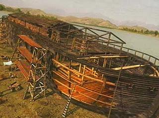 A arca de Noé um tipo da salvação