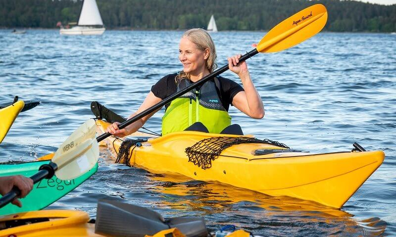 Crown Prince Haakon and Crown Princess Mette-Marit. Norwegian Association for Outdoor Organisations and Oslo KK