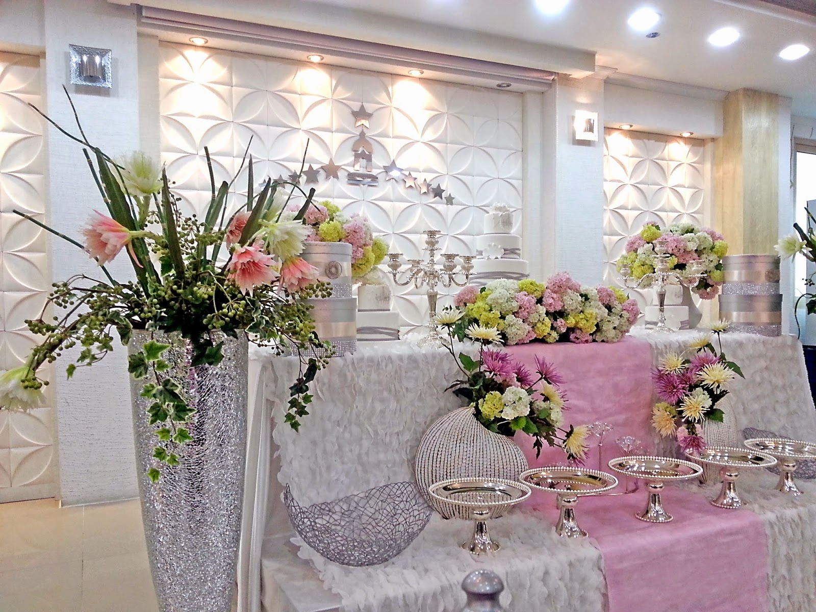 Potato queen travel and lifestyle korea day 5 jeju island we sat next to the stage which made us feel like bride and groom again korean wedding deco is so lovely junglespirit Image collections