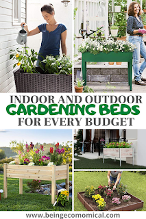 Must Have Gardening Beds For Every Budget - Being Ecomomical