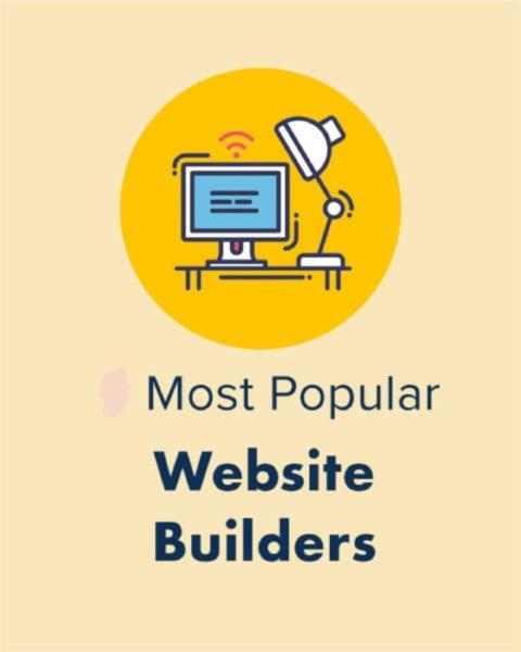 Best Website Builders 2020