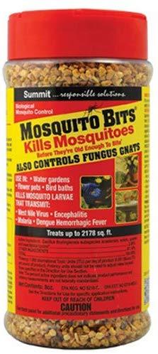 Mosquito control bacillus BTI