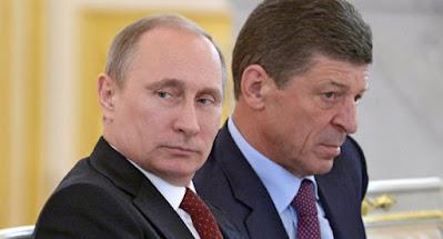 Козак залякує Україну катастрофою в разі спроби звільнення Донбасу