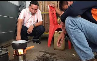 Muba Garap Inovasi Pengolahan Nira Sawit Jadi Gula Merah, Batang Sawit Jadi Briket