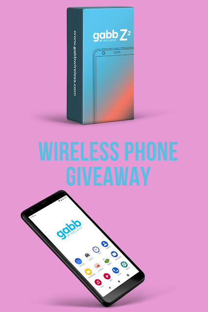 Wireless Phone Giveaway