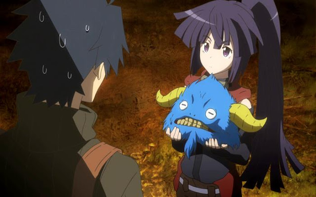 Anime Action Adventure Fantasy Terbaik Fall 2014
