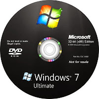 Download Windows 7 Ultimate SP1 32 Bit dan 64 Bit and Activation 100% Working