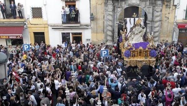 La Soledad de Córdoba tomará el testigo de las Angustias cambiando su sede canónica