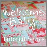 Welcome Baby Tutorial Series at Clover & Violet
