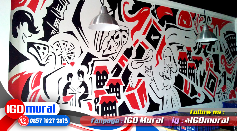 Grafiti Kartun