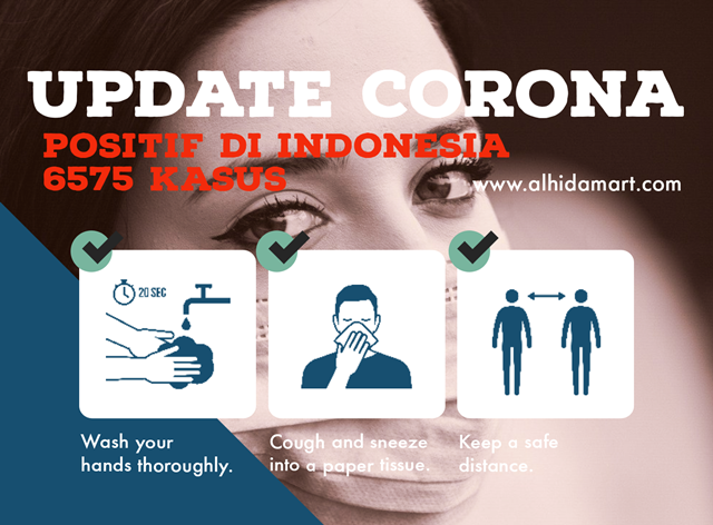 Update Virus Corona Hari Ini - ALHIDAMART