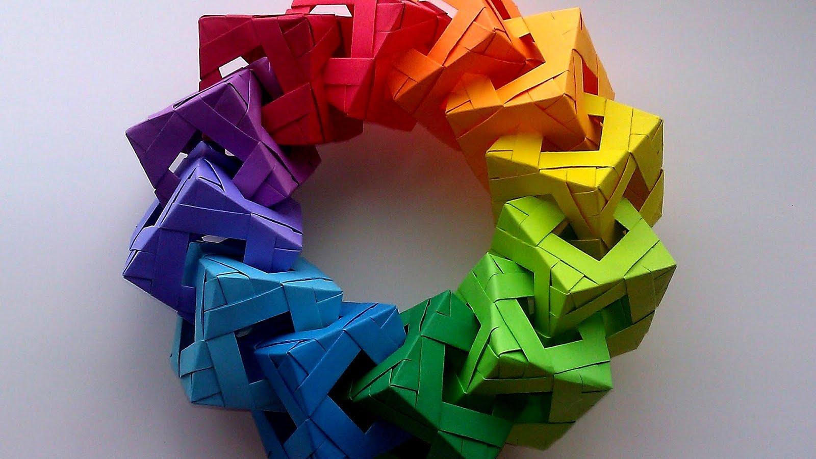How to Make an Origami Swan (Intermediate) - Rob's World - YouTube | 900x1600
